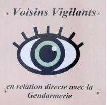 Logo voisins vigilants